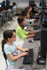 4th grd computer lab