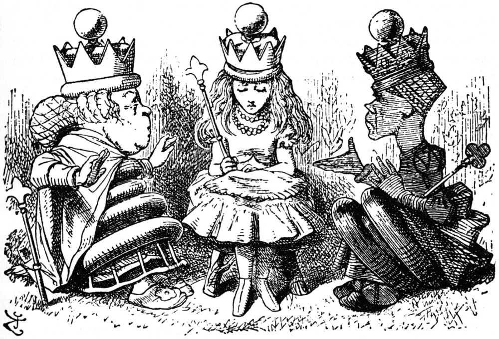 Alice and the Queens 2